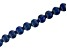 Lapis Appx 8mm Round Large Hole Bead Strand Appx 8