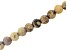 Matte African Opal Tiger Eye Appx 8mm Round Large Hole Bead Strand Appx 8