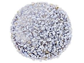 1/2 lb Bag of Blue Lace Agate Chip Parcel