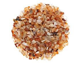 1/2 lb Carnelian Chip Bead Parcel