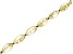 Rock Crystal Quartz 18k Gold Foil Doublet Appx 9x14-10x20mm Faceted Oval Bead Strand Appx 16