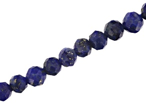 Lapis Lazuli Round appx 2.25mm Bead Strand appx 16
