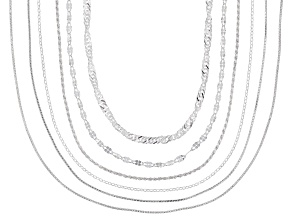 Anti-Tarnish Sterling Silver 20