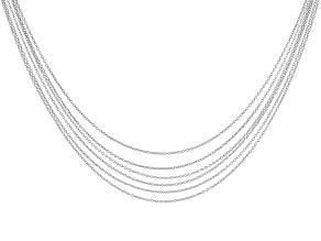 Anti-Tarnish Sterling Silver 24