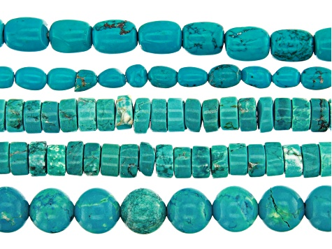 8X6MM AQUA AMAZONITE GEMSTONE CARVED ROSE FLOWER 8X6MM LOOSE BEADS 10 BEADS