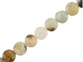Assorted Gemstones Round Bead Strand Set of 16 in Assorted Colors Appx. 15-16