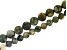 Rhyolite appx 6mm and 8mm Round Bead Strand Set of 2 appx 15-16