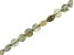 Labradorite Appx 6mm Checkerboard Cut Faceted Coin Shape Bead Strand appx 15-16