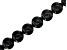 Honduran Black Opal appx 12.5-13mm Round bead strand appx 15-16