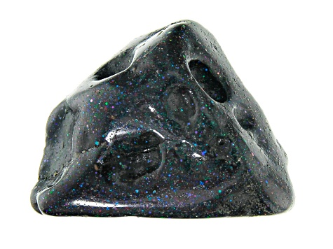 Black Honduran Opal Hand Sculpted Focal appx. 100-105 ctw Shapes and Sizes Vary