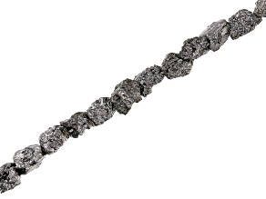 """Black Diamond Appx 2mm Chip Strand Appx 15-16"""" in length"""