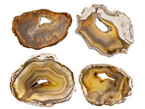 Agate Slices 1/4lb Parcel