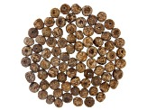 Wooden Bead Kit in 7 Assorted Colors and Sizes Appx 188g