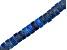 Lapis Lazuli Appx 6mm Heishi Bead Strand Appx 15-16