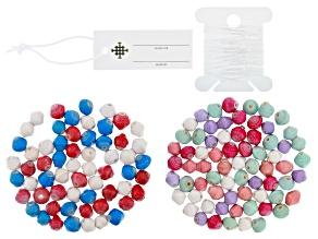 Akola Karatasi Build-Your-Own-Bracelet Kit in Assorted Colors