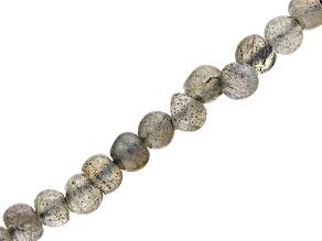 Labradorite Round appx 2-3mm Bead Strand appx 15-16