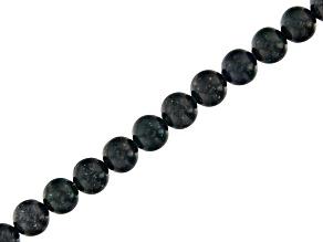 "Black Honduran Opal Round appx 6mm Bead Strand appx 15-16"""