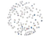 Swarovski® Crystal AB Bicone appx 3mm Beads 144 Pieces Total