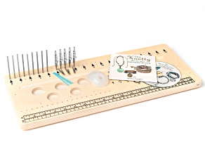 Knotty Do It All Original Board Kit With Board, Hardware Kit, DVD, And Ebook