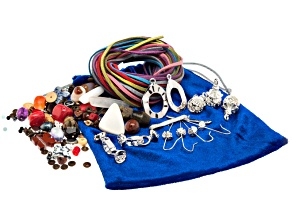 Mixed Component And Bead Celebration Jewelry Making Kit