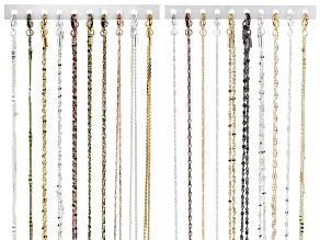 Chain Set Of 20 Assorted Styles & Tones 20