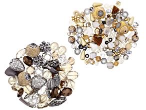 Jesse James Beads™: Sugar Cookie Collection including Glass, Ceramic, Resin And Acrylic Beads