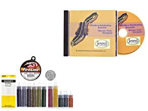 Mother's Celebration Bracelet Supply Kit and Tutorial CD