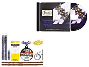 Streetscape Bracelet Supply Kit and Tutorial CD