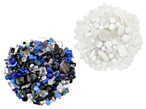 Czech Glass Beads 1lb Bag