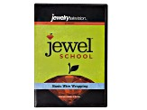 Jewel School® Basic Wire Wrapping DVD and Wire Wrap One Step Further DVD Set of 2