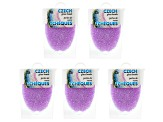 Czech Glass Size 11/0 Seed Beads Set of 55 Total 550 Grams in Assorted Colors
