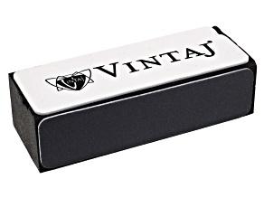 "Vintaj™ Metal Reliefing Block Appx 3.75""X1.5""X1.5"""