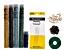 Petersburg Chain Rope Bracelet Supply Kit incl beads,string,findings & needles