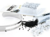 Centerstage Project And Supply Kit in Black, White & Silver Tone