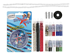 Endless loom bracelet project supply kit in USA love