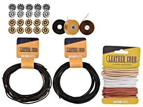 Wrap Bracelet Basics Project Supply Kit