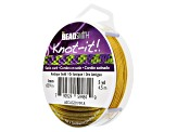 Knot-It Satin 1mm Cord Set in 5 Colors 5yd each