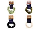 Rattail Lightweight 2mm Satin Cord in 4 Colors 6yd each
