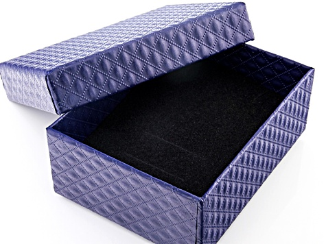 Gift Box Set in 3 Styles in Black, Red, Blue, and White 24 Pieces Total
