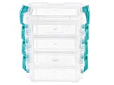 Stackable Organizer Storage Set of 4