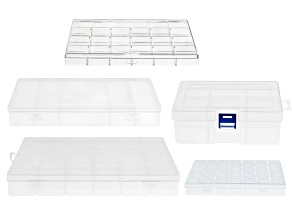 Storage Kit Set of 5 in Assorted Sizes