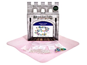 Chain Maille Bracelet Kit With Beads