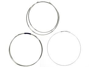 Argentium Cuff Bracelet Wire Kit