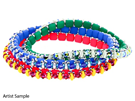 Bollywood Bangles Primary Set includes Tutorial