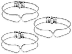 Hinge Bangle Bracelet 6.5