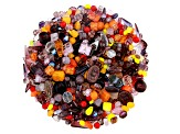 "Czech Glass Beads 1lb Bag Of Assorted Shapes And Sizes in ""Orchid Excitement"""