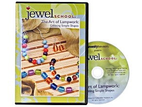 The Art Of Lampwork: Creating Simple Shapes instructional DVD