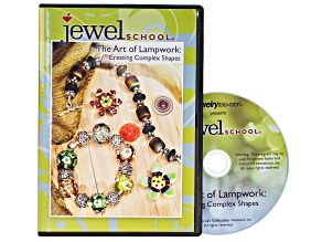 The Art Of Lampwork: Creating Complex Shapes instructional DVD