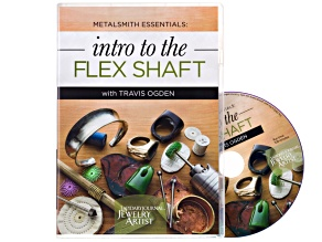 Metalsmith Essentials: intro To The Flex Shaft DVD