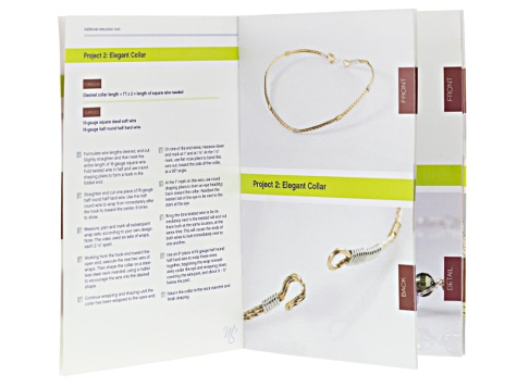 Entire Advanced Series Part 1-5 & Bonus. incl: Prong Frame&Elegant Collar, Orbit Prong Pendant &More